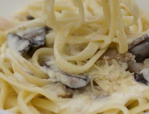 Come pasta y más pasta